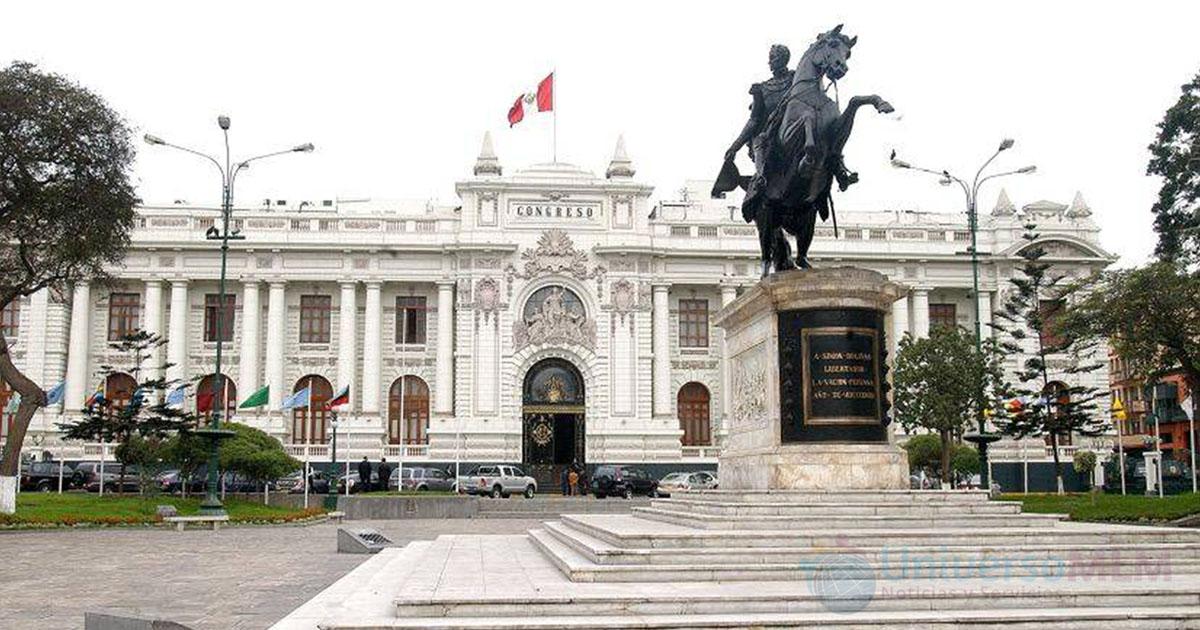 El Congreso de Perú