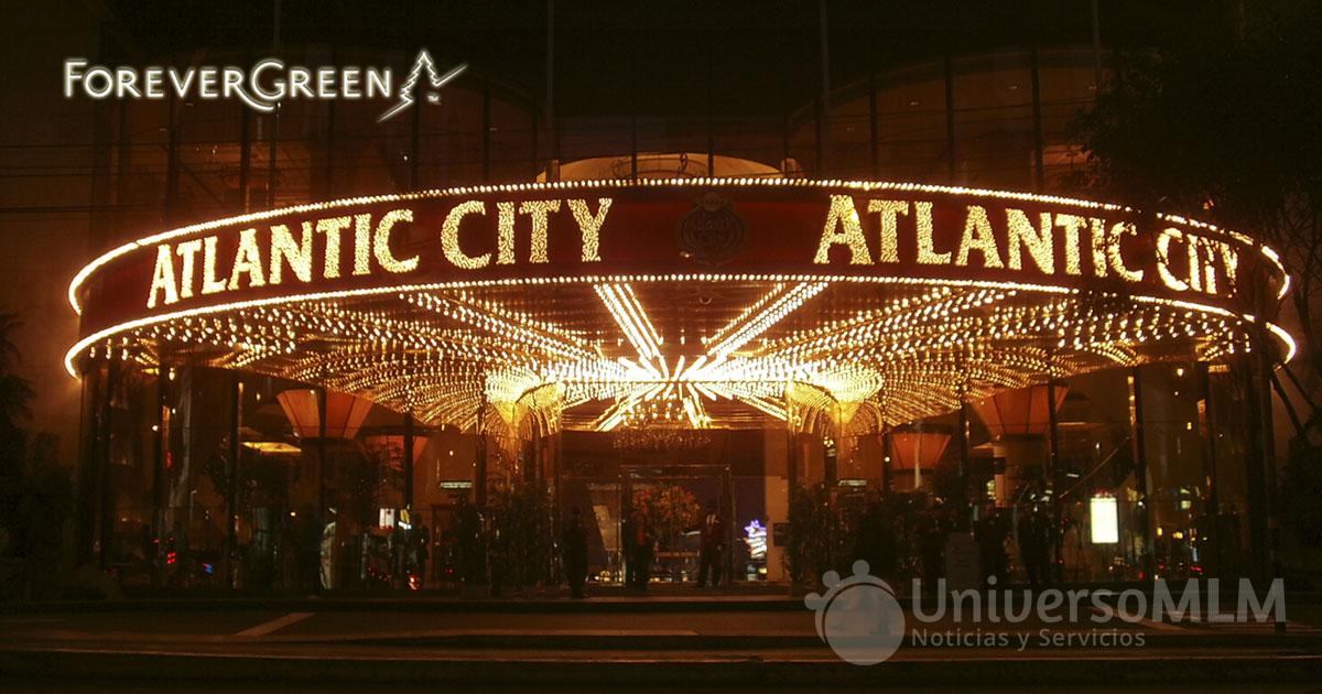 Centro de Convenciones Atlantic City, Lima