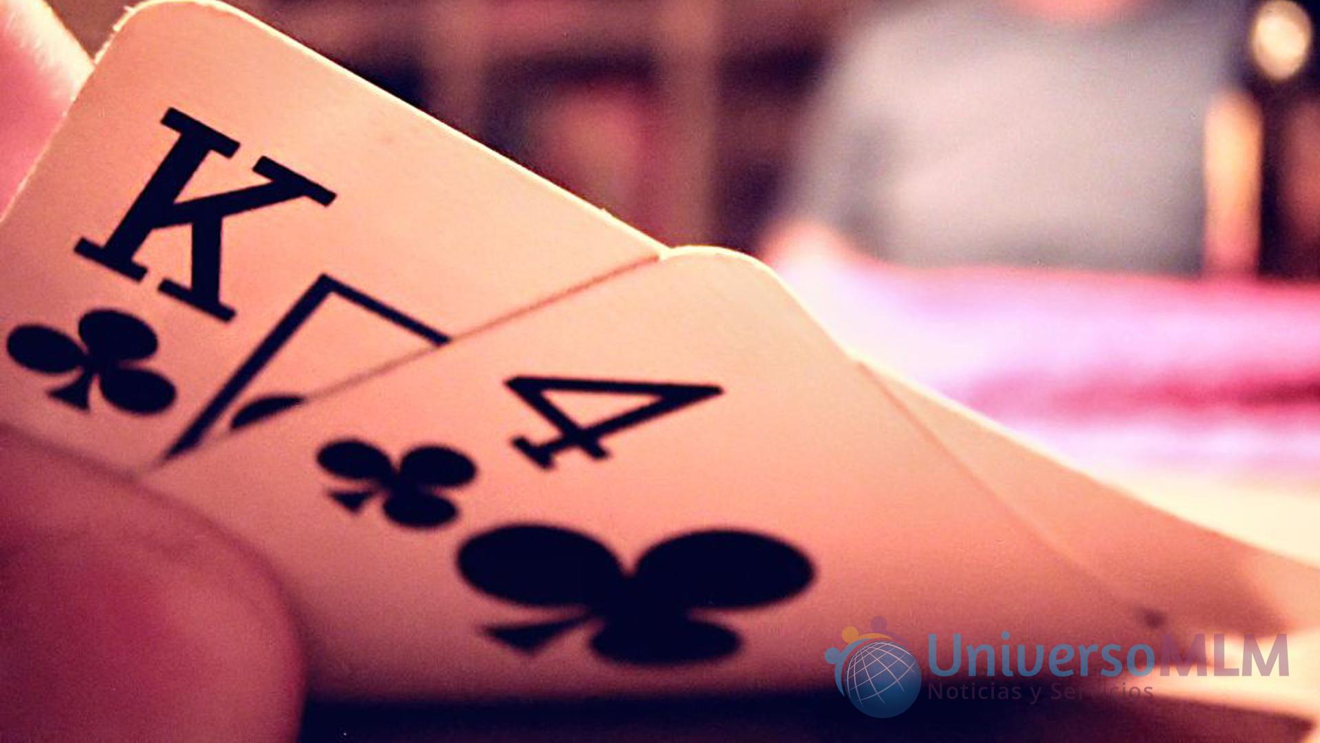 El póker y las máquinas