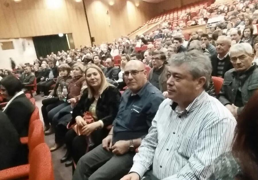 Gran número de asistentes al evento celebrado en Oporto