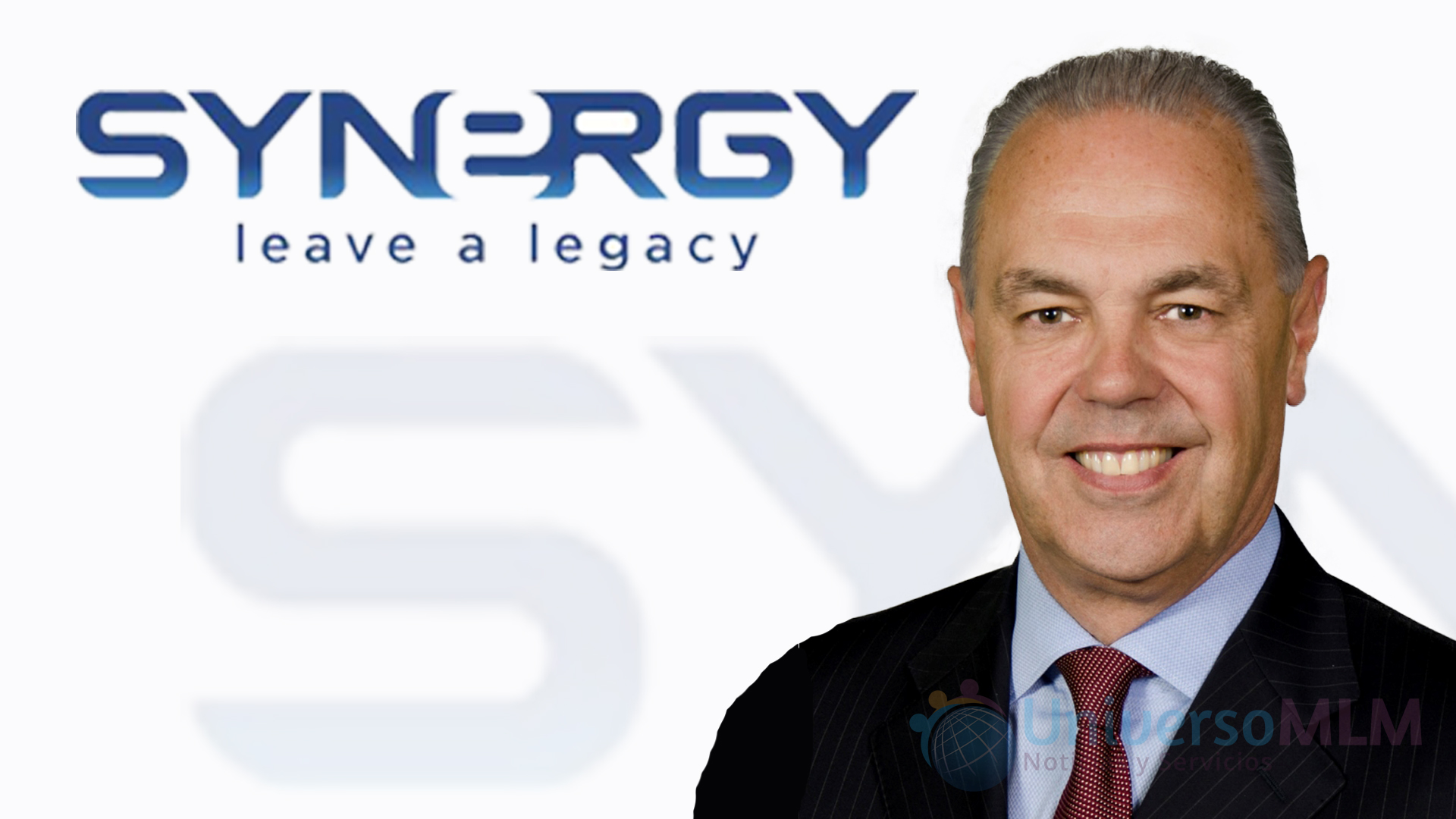 Wynne Roberts, nuevo CEO de Synergy