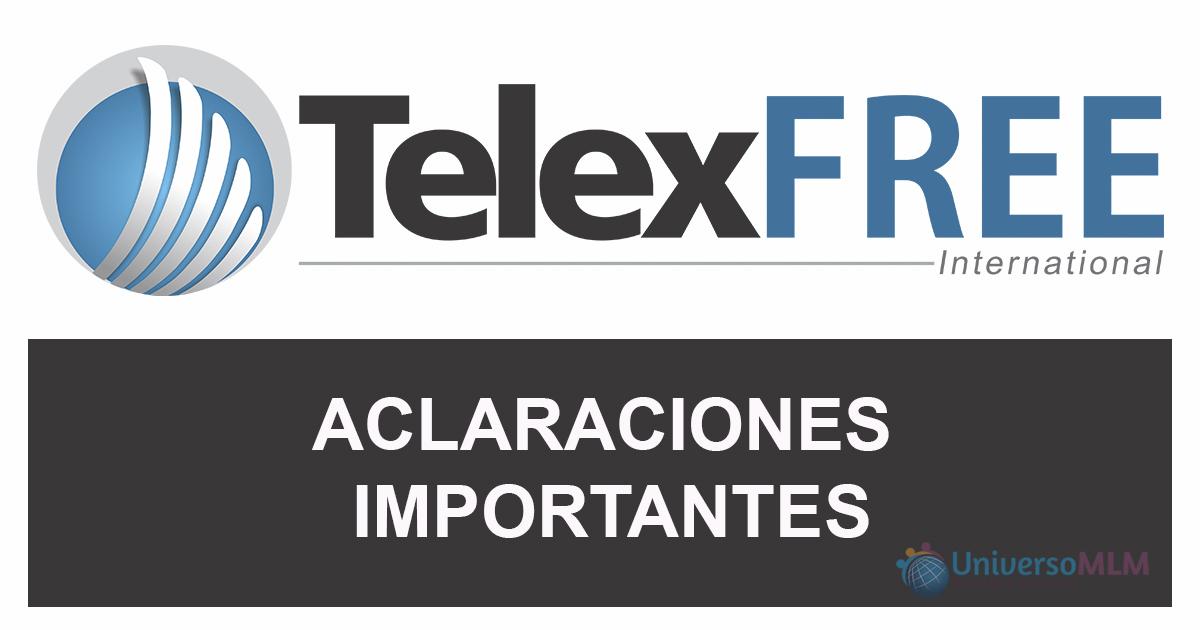 telexfree-aclaraciones