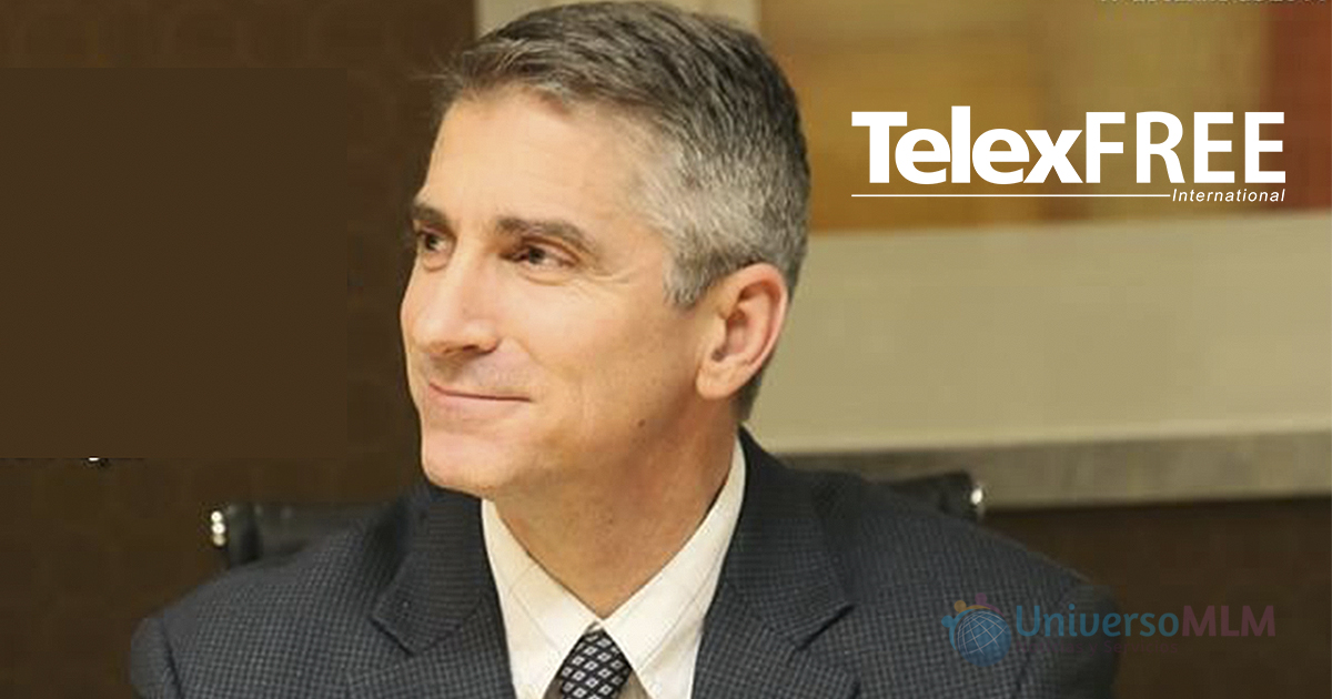 James Merrill Co Propietario de TelexFREE