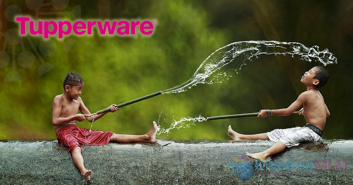 Tupperware fomenta la higiene infantil en Indonesia