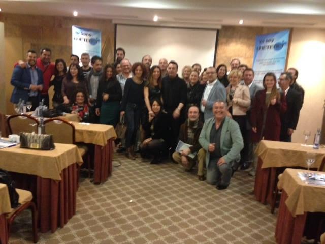 Reunión de Unetenet en Madrid