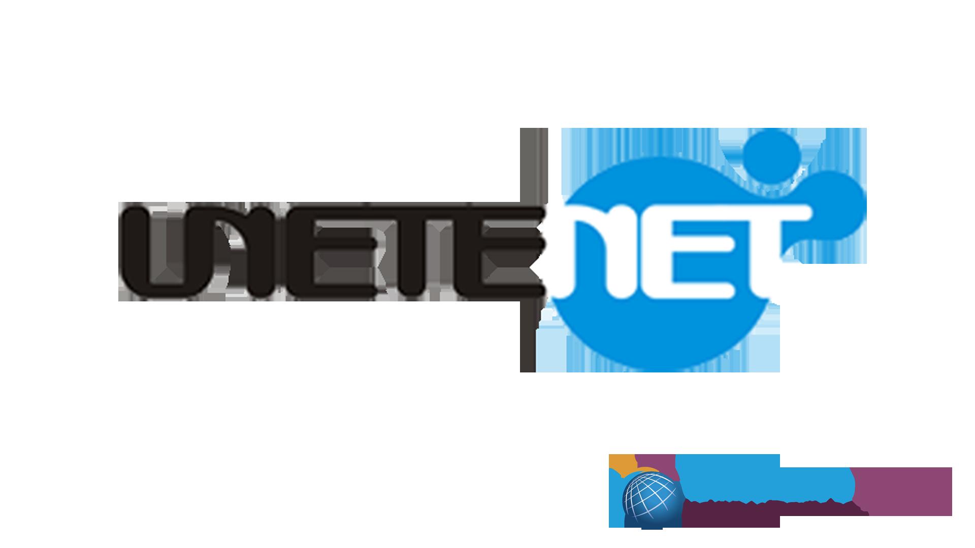 Logotipo de Unetenet