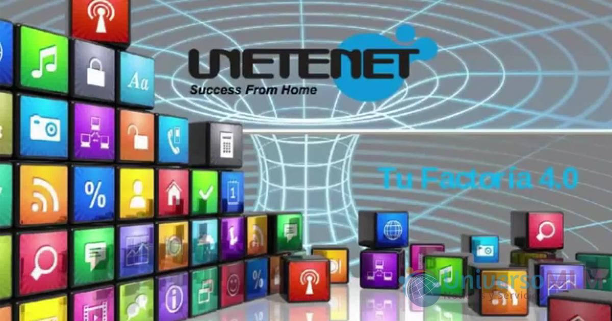 La nueva imagen de Unetenet