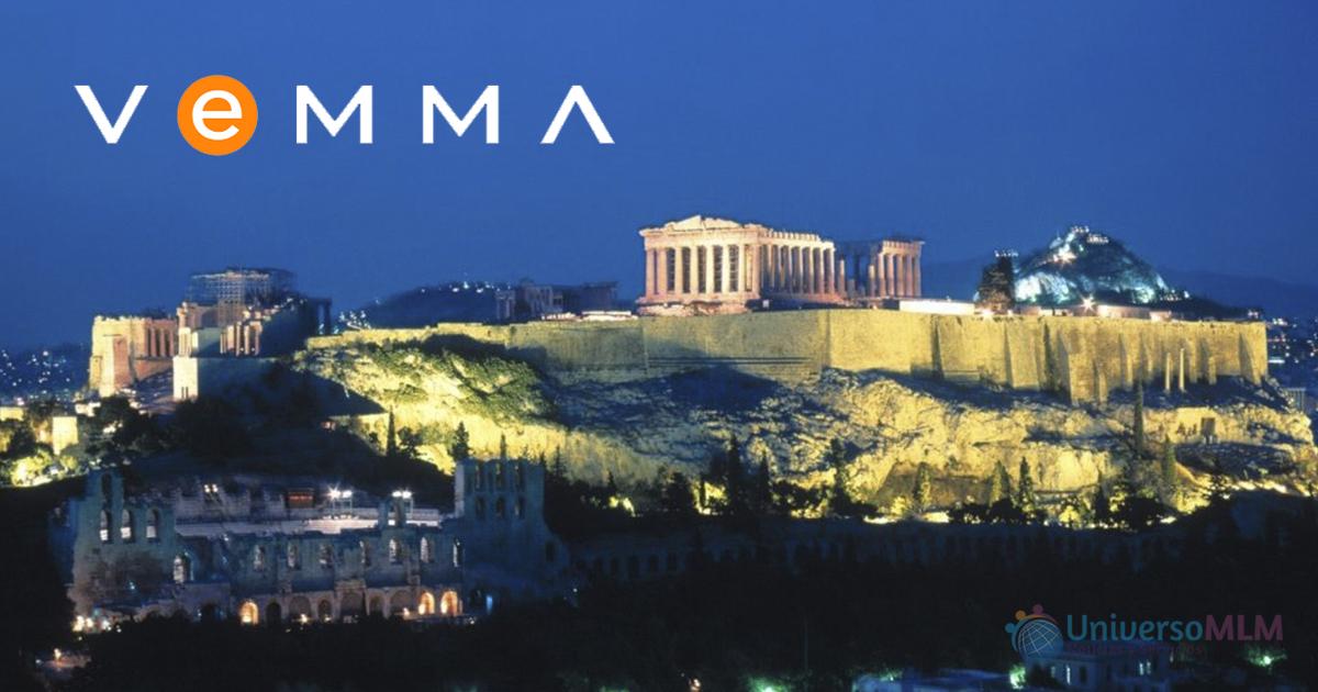 vemma-llega-a-grecia
