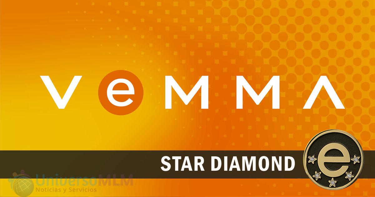Nuevo rango Start Diamond en Vemma
