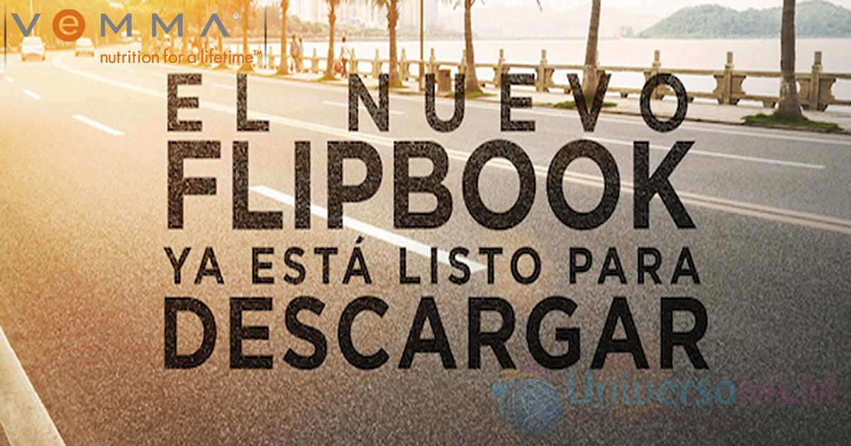Vemma presenta Flipbook