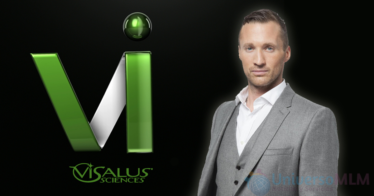 Ryan Blair, director ejecutivo de ViSalus