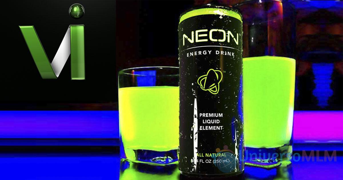 NEON Energy drink de ViSalus