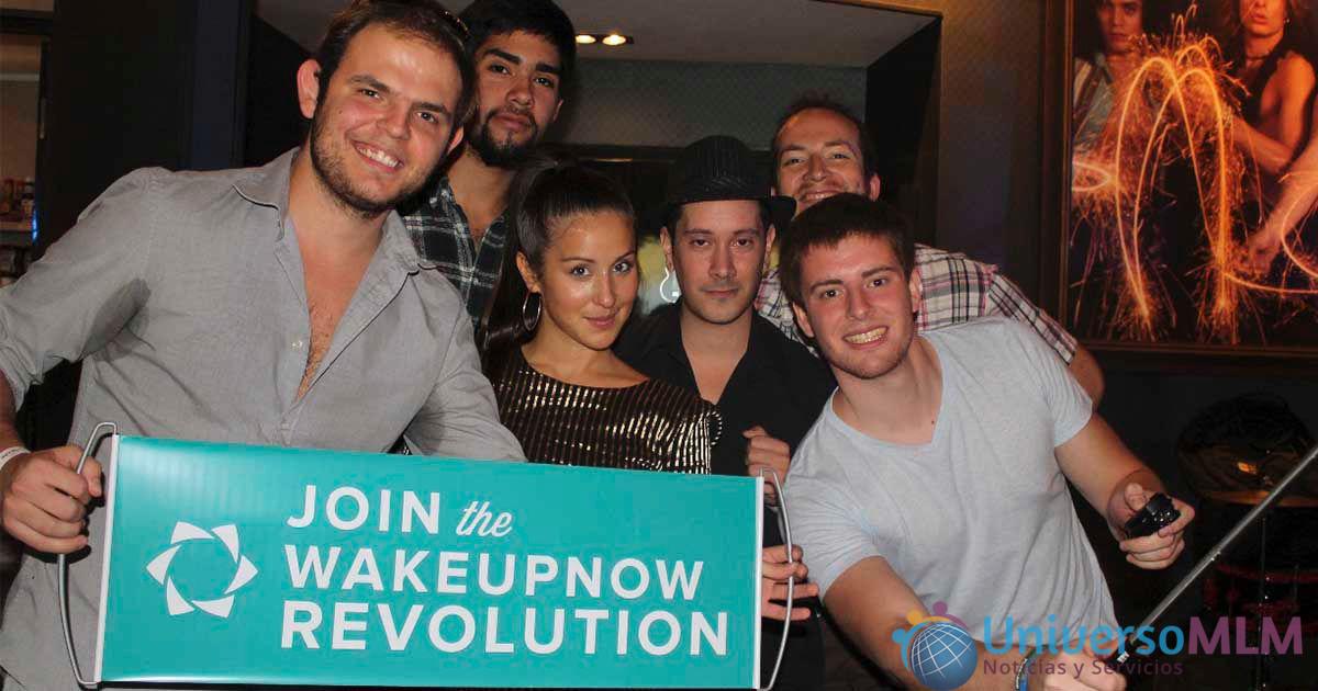WakeUpNow