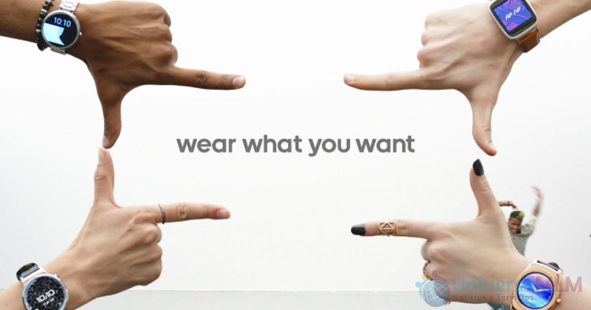 Google saca pecho con la enorme variedad de relojes del catálogo de Android Wear