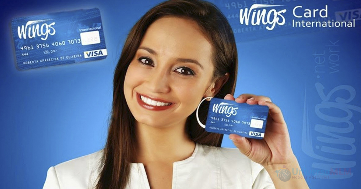 Publicidad Wings Network