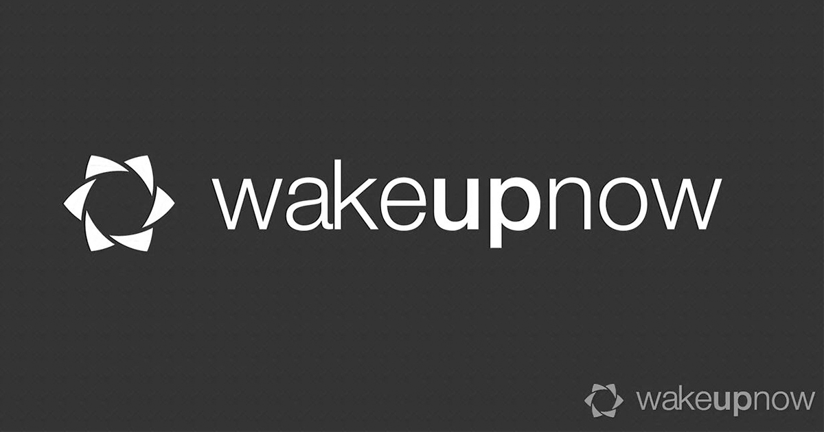 Logo Wake Up Now