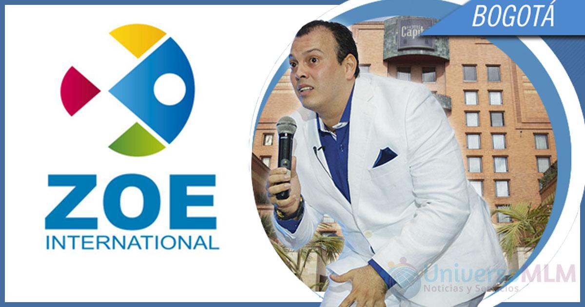 Alejandro Facundo, capacitador de ZOE Internacional