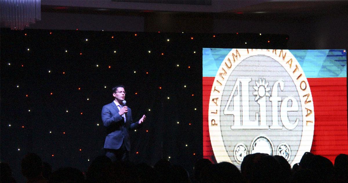 Imagen del Evento de 4Life Ecuador