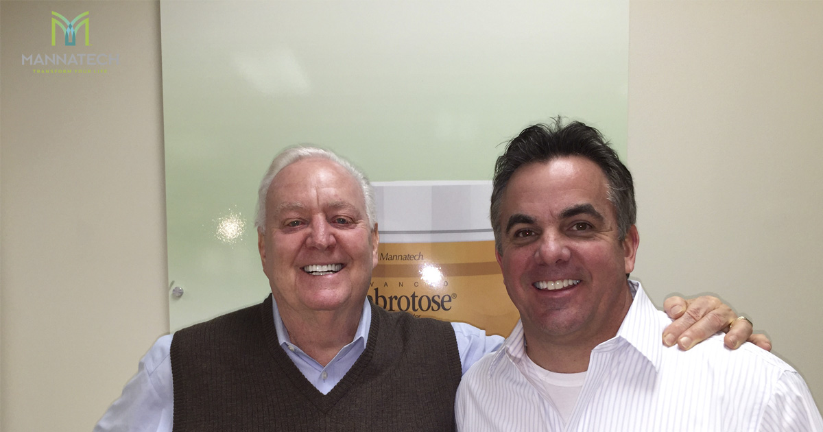 Ray Robbins y Kevin Robbins
