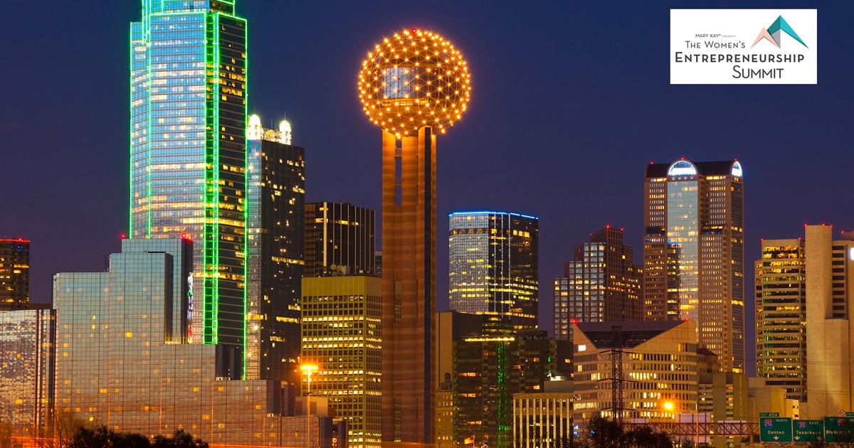 Empresas: Mary Kay patrocina la Cumbre de Mujeres Emprendedoras de Dallas (EE.UU)