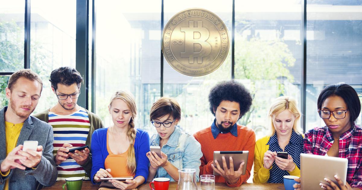 Millenials y Bitcoin,íntimamente relacionados