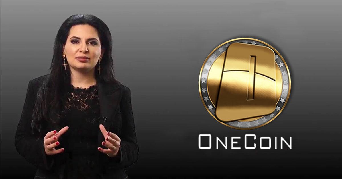 Ruga Ignatova, CEO y fundadora de OneCoin