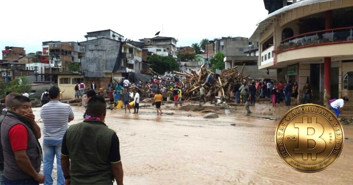 Imágenes de la tragedia de Mocoa