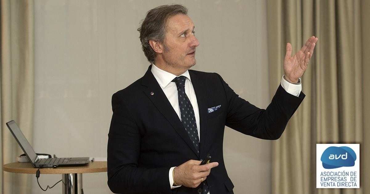 Presidente de la Asociación de Venta Directa en España