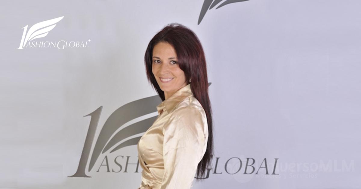 Esther Padilla, presidenta de 1 Fashion Global
