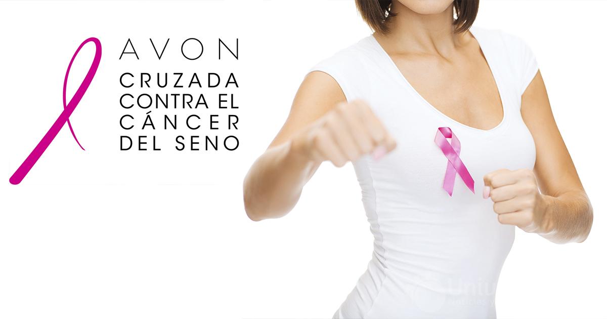 Avon, en la lucha contra el cáncer