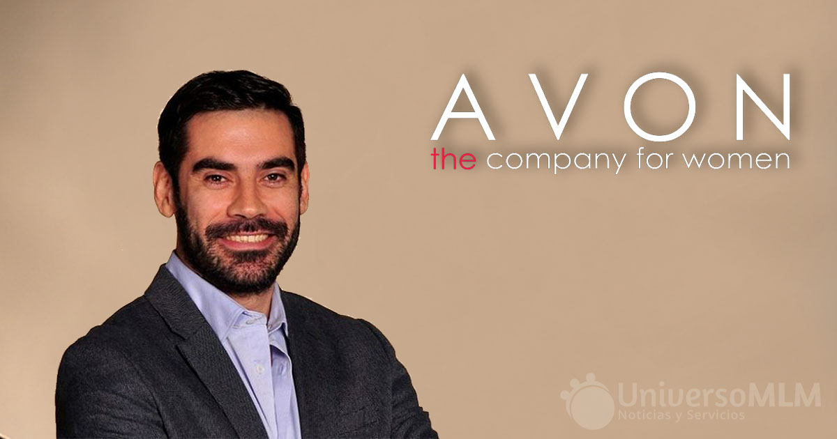 Eric Caamaño, nuevo Gerente Digital en Avon