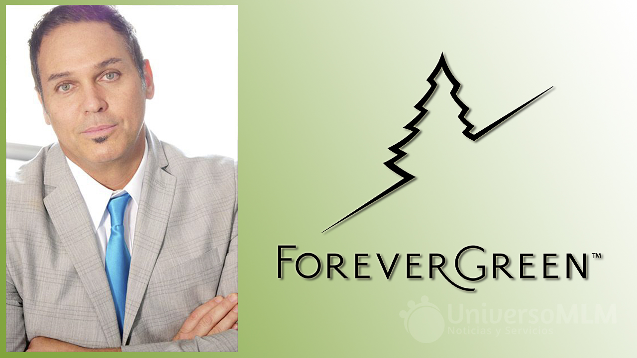 Ron Williams, CEO de ForeverGreen