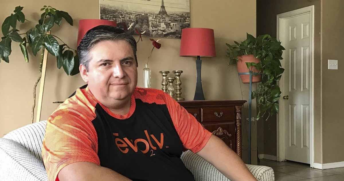 Fernando González, líder de EvolVl