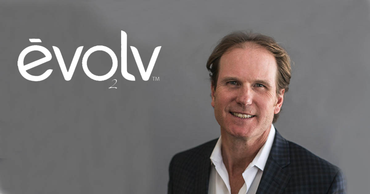 Trey White, fundador de Evolv