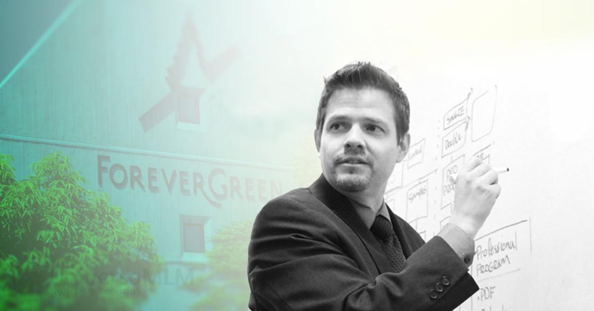 Rick Redford, nuevo director de operaciones de ForeverGrenn