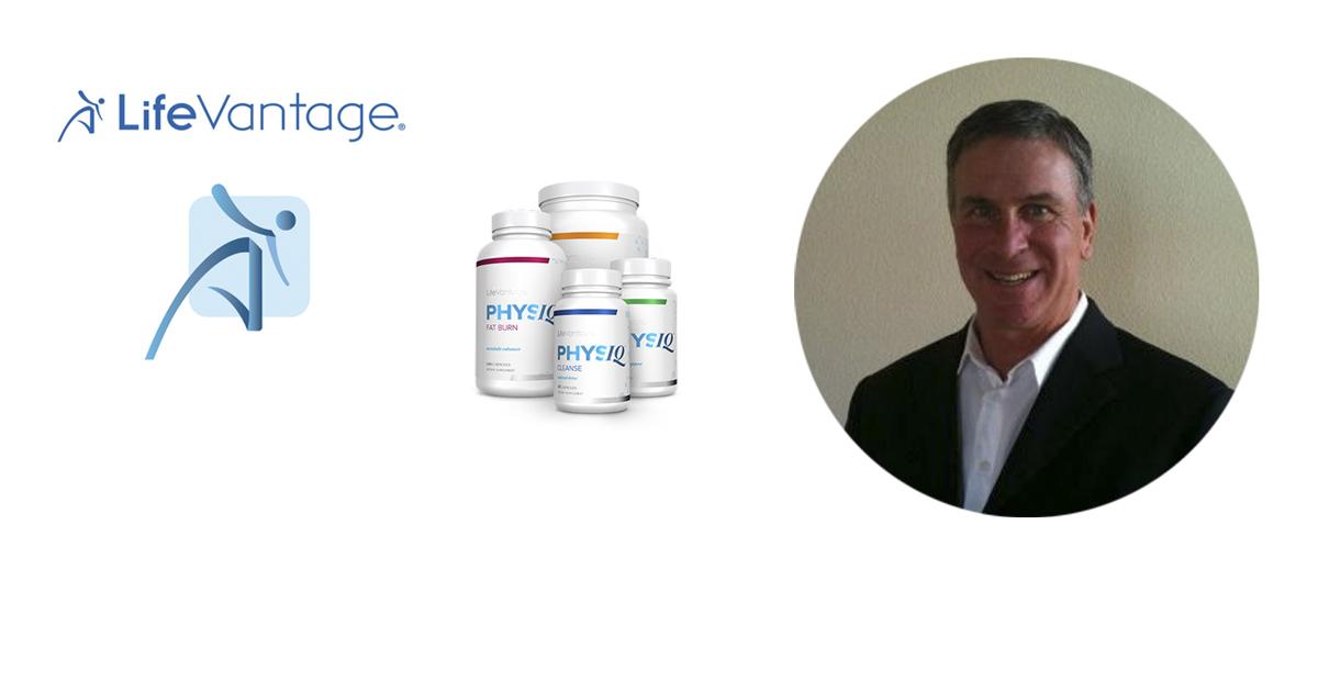 Gary Koos, Jefe Interino de Administración y Finanzas de LifeVantage