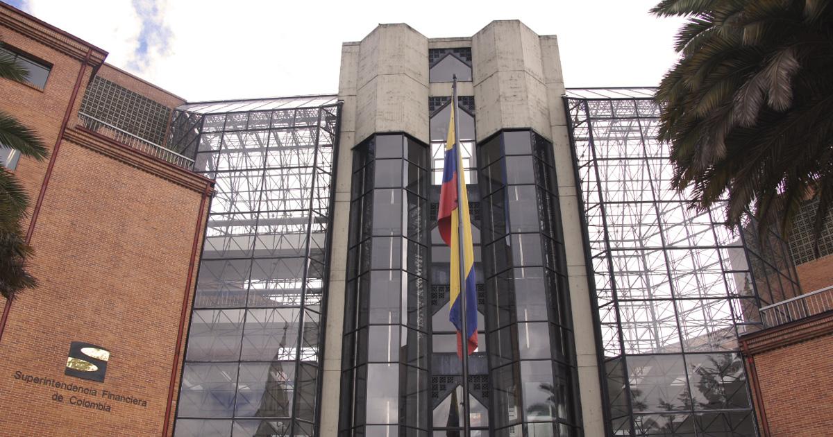 Edificio de la Superintendencia de Sociedades de Colombia