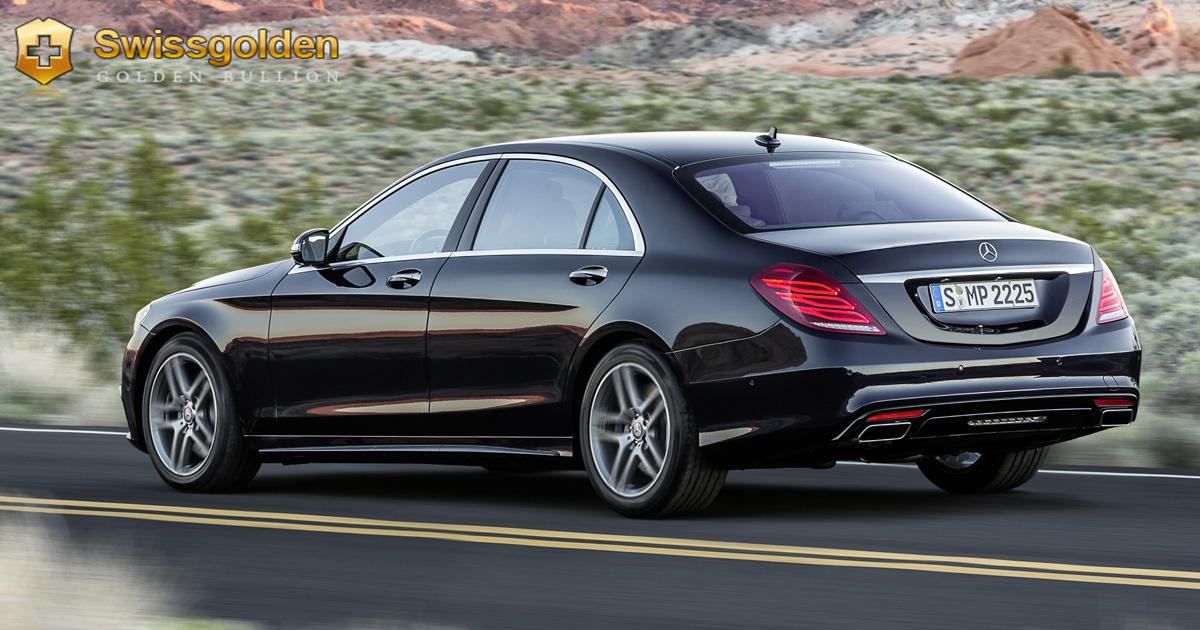 Swissgolden premia a sus clientes con vehículos Mercedes