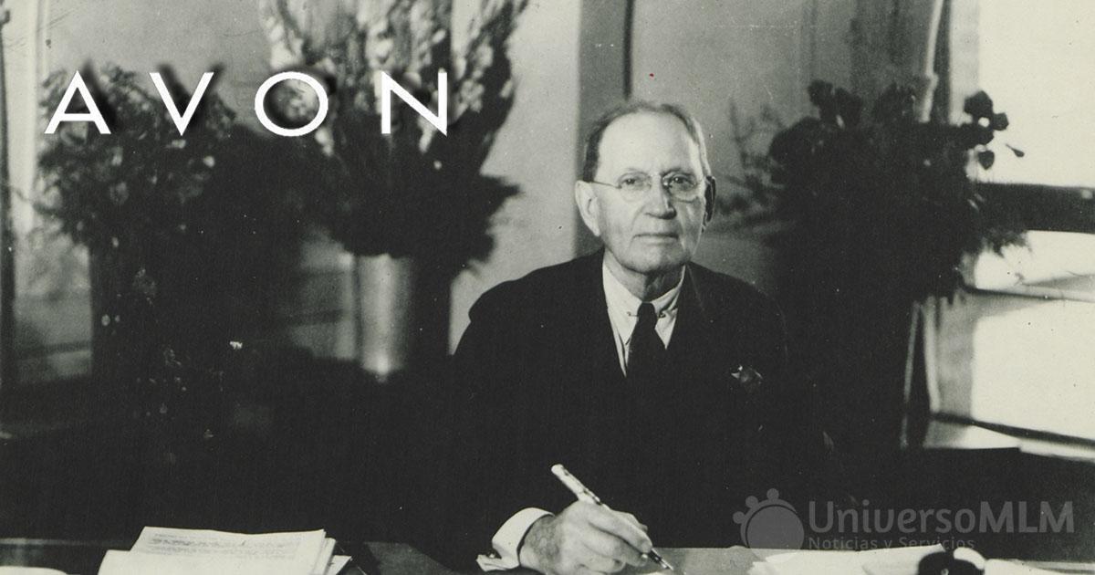 David H. McConnell, fundador de Avon