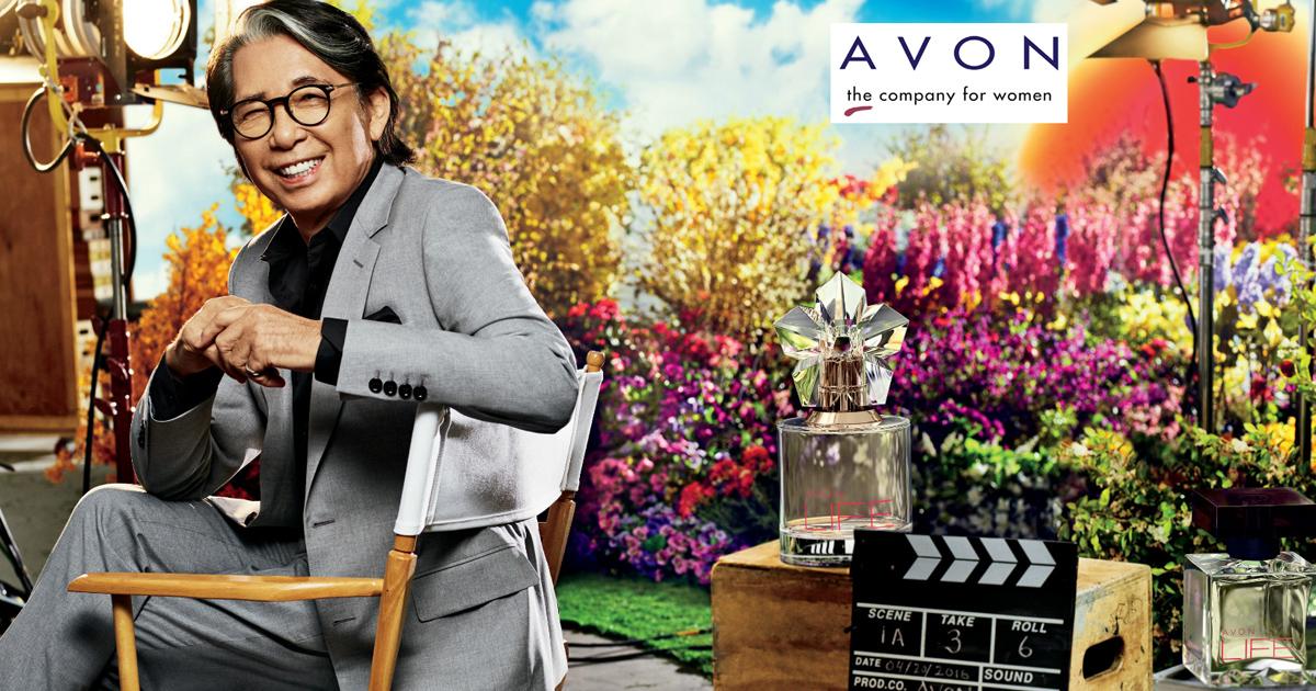 """Avon y Takada lanzan su nueva fragancia """"Avon Life"""" en México y Centroamérica"""