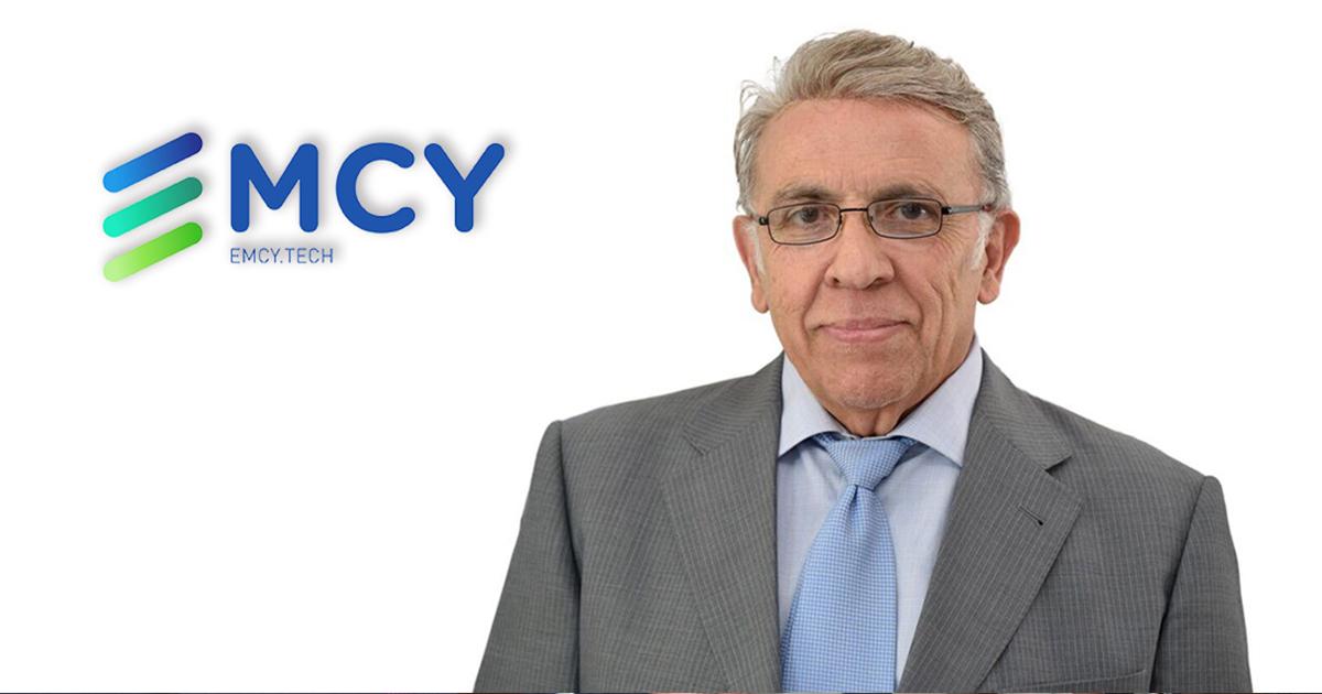 Carlos García, presidente de EMCY
