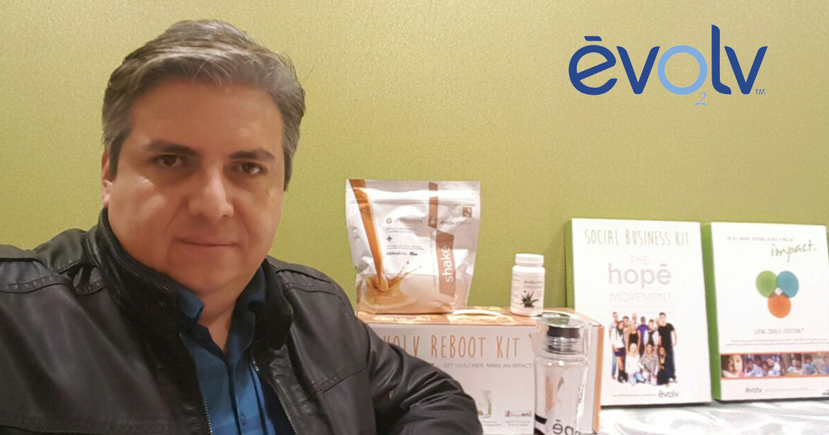 Fernando González, Líder fundador para el mercado hispano de Evolv