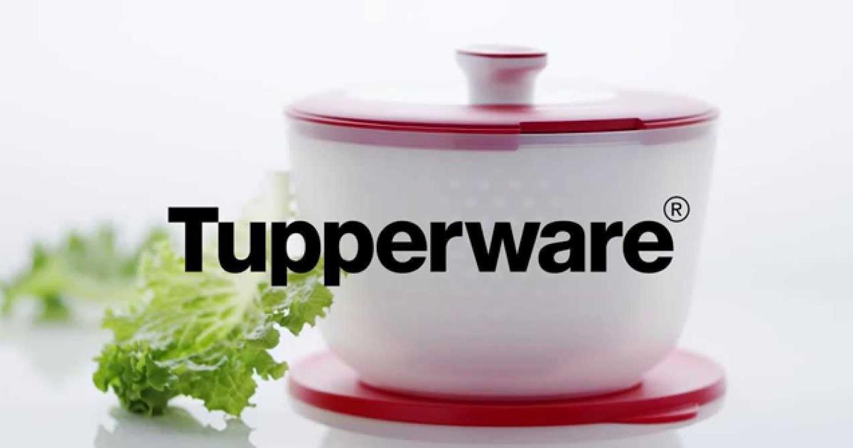 Tupperware presenta una nueva imagen más fresca