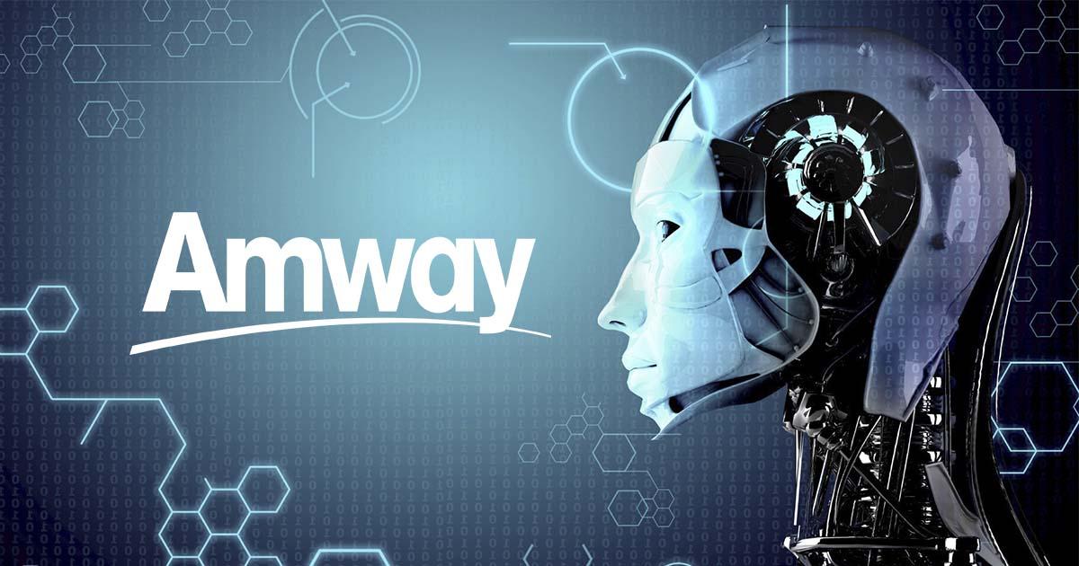 amway-hybris-technology