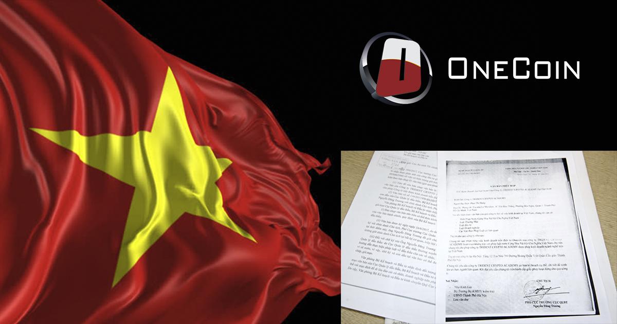 onecoin-vietnam