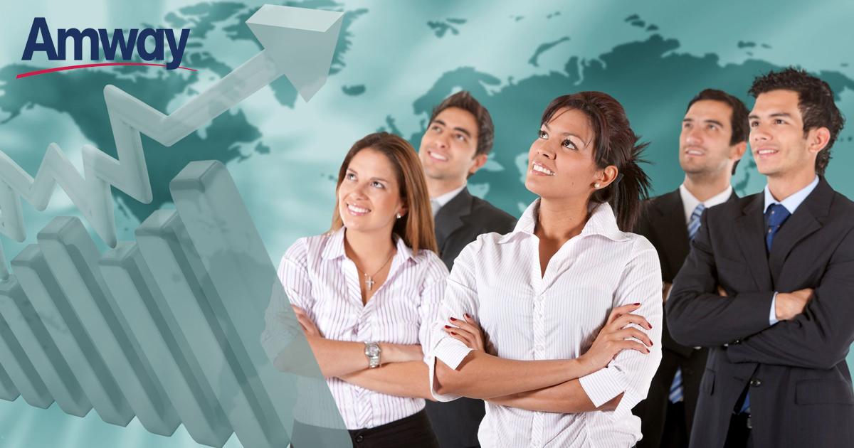 Amway Education, programa web de formación para emprendedores