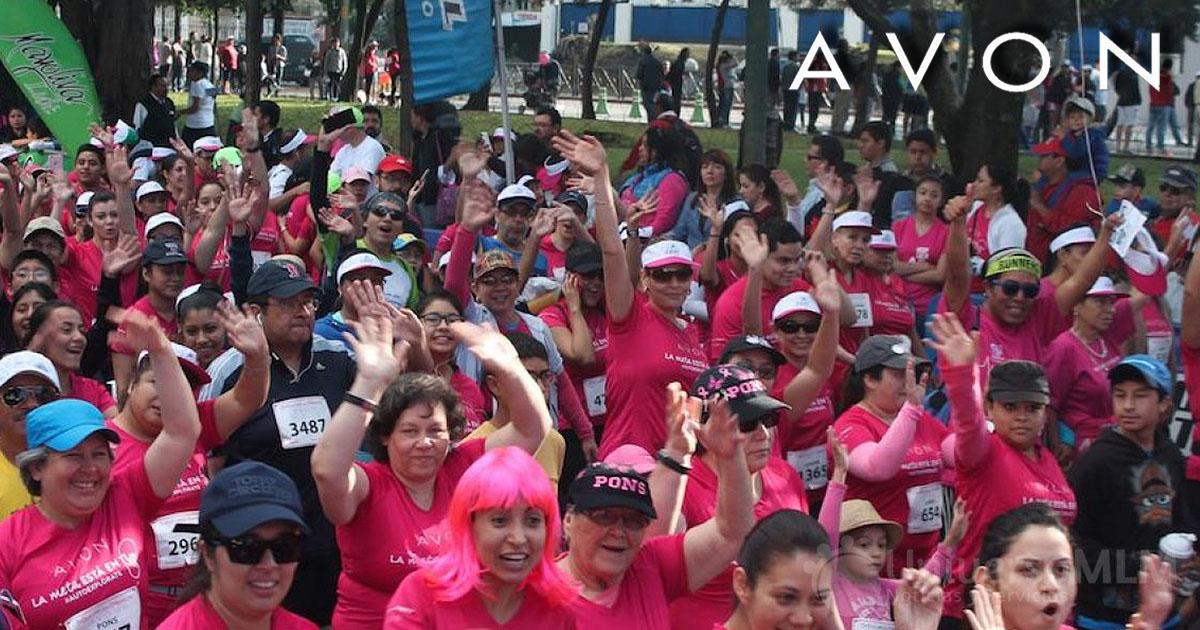 La 17 Caminata carrera Avon se celebró en Guatemala