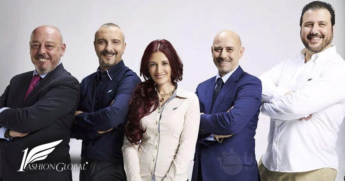 El equipo directivo de 1 Fashion Global