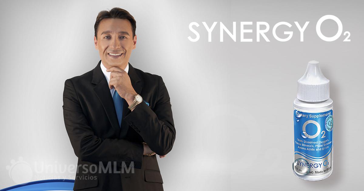 Raúl de la O, presidente de Synergy O2
