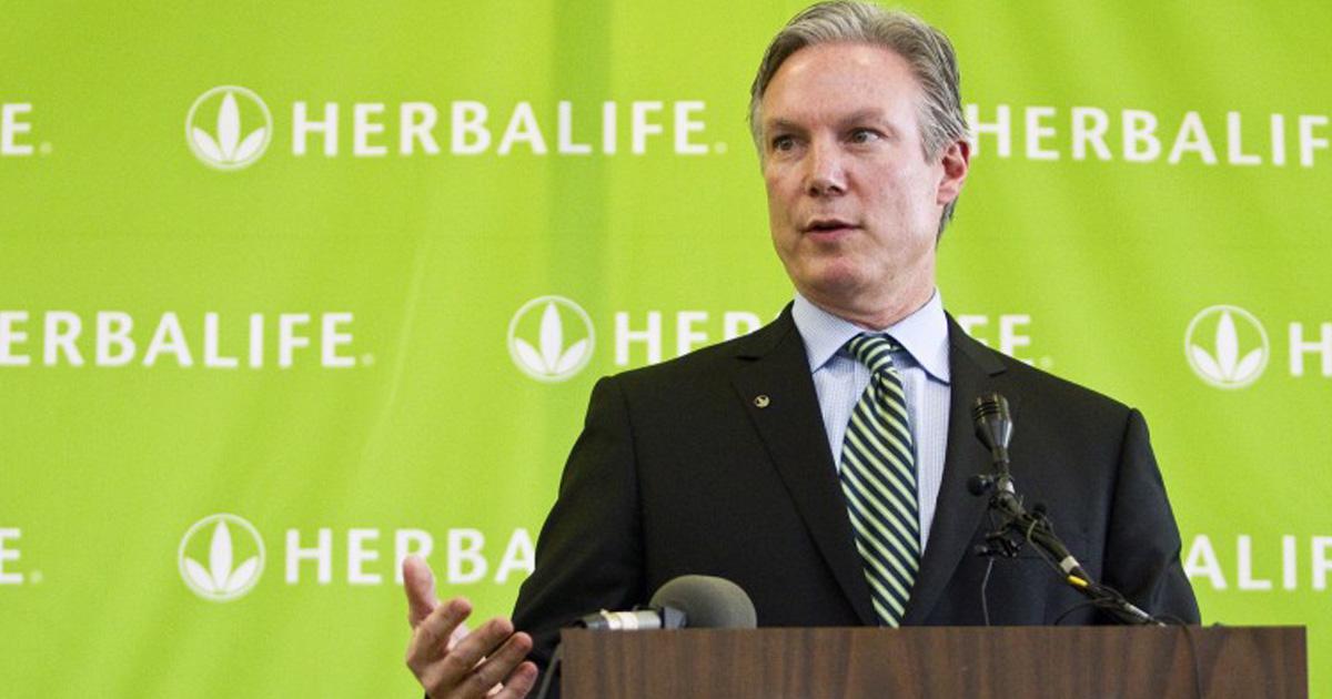 Richard Goudis, director general de Herbalife